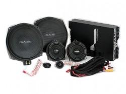 Autospecifieke audio-pakketten