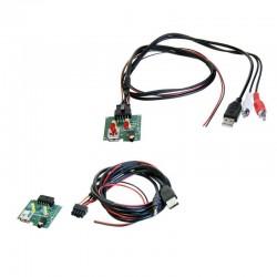 USB / AUX ombouwset