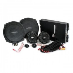 autospecifieke audiopakketten
