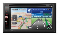 2DIN navigatiesystemen