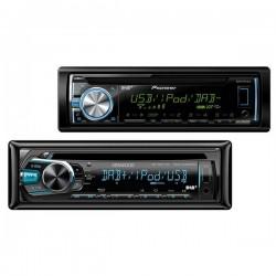 radio's met DAB+ tuner