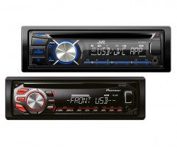 radio-CD / MP3 / AUX / USB